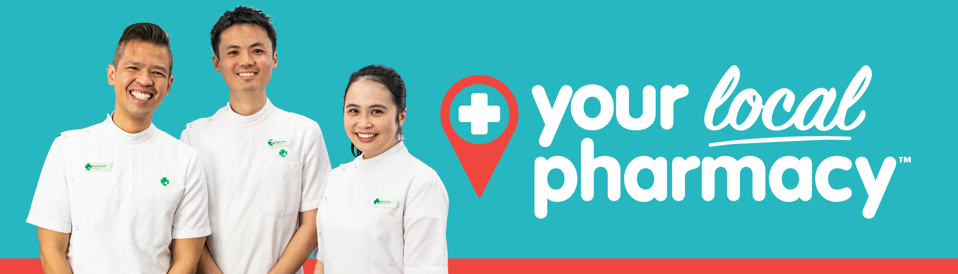 your local pharmacy banner image
