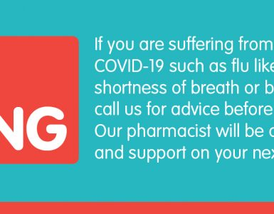 COVID-19 Your Local Pharmacy